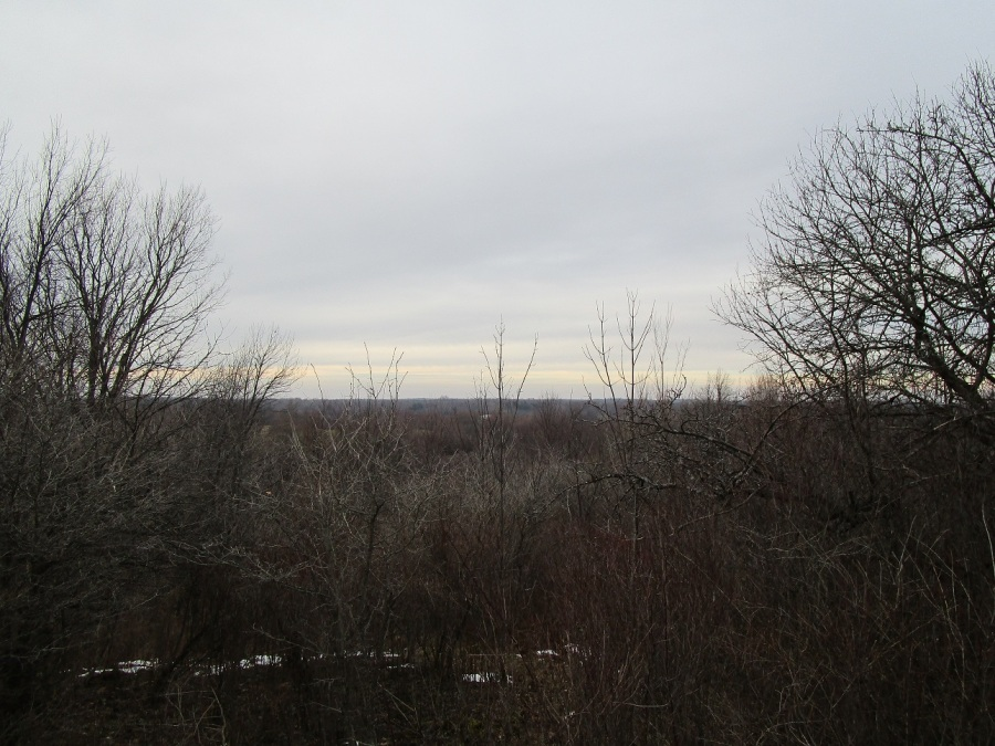 dec 16 view from dragon bone ridge